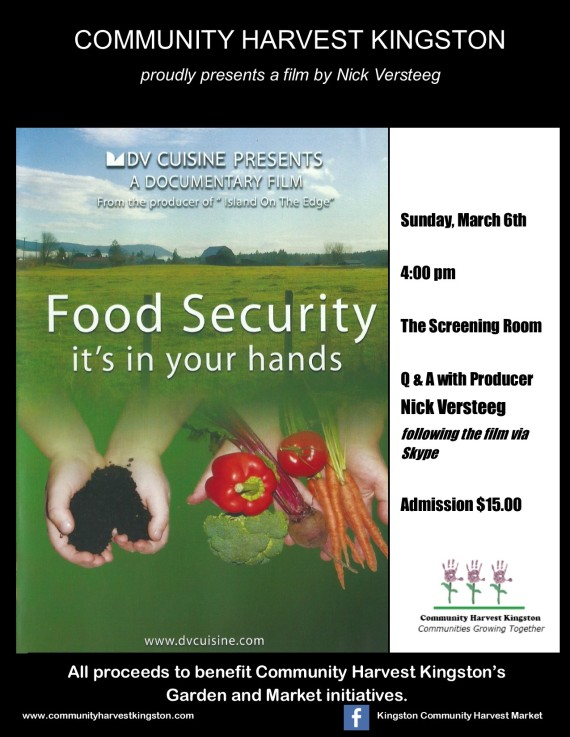 food security poster
